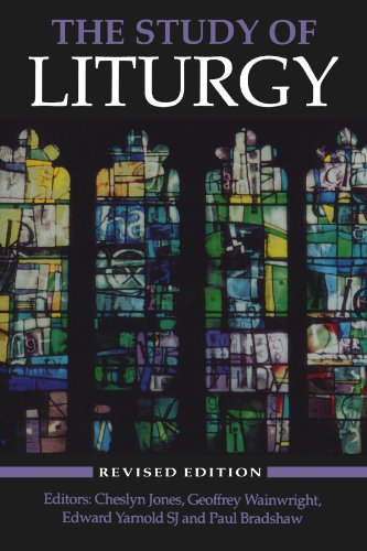 9780195209228: The Study of Liturgy