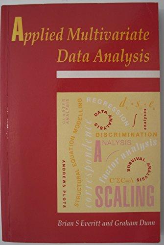 9780195209372: Applied Multivariate Data Analysis