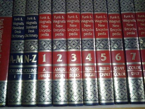 9780195209792: Funk & Wagnalls New Encyclopedia: 29 Volumes