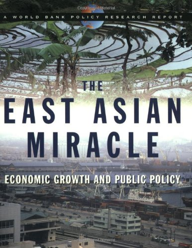 9780195209938: The East Asian Miracle: Economic Growth and Public Policy (World Bank Policy Research Reports)