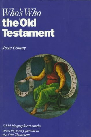 9780195210293: Who's Who in the Old Testament: Together With the Apocrypha