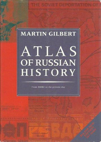 9780195210415: Atlas of Russian History