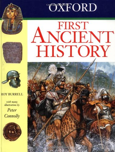 9780195210583: Oxford First Ancient History (Rebuilding the Past)