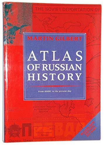 9780195210613: Atlas of Russian History