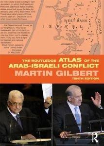 9780195210620: Atlas of the Arab-Israeli Conflict