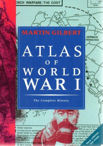 9780195210774: Atlas of World War I