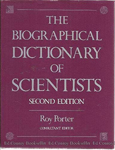 9780195210835: The Biographical Dictionary of Scientists