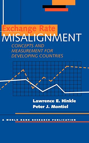 9780195211269 Exchange Rate Misalignment Concepteasurement For Developing Countries World Bank Publication