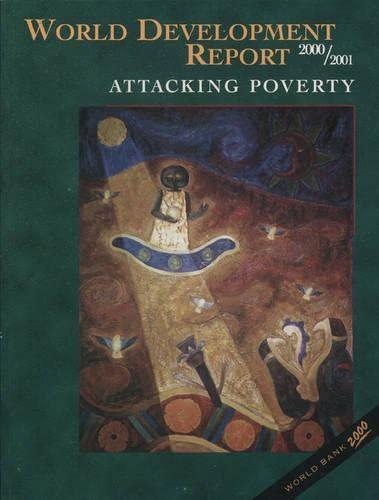 9780195211290: World Development Report 2000/2001: Attacking Poverty