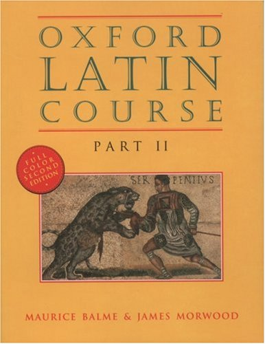 9780195212051: Oxford Latin Course, Part II, Second Edition