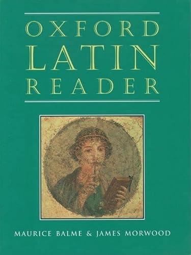 9780195212099: Oxford Latin Course: Oxford Latin Reader