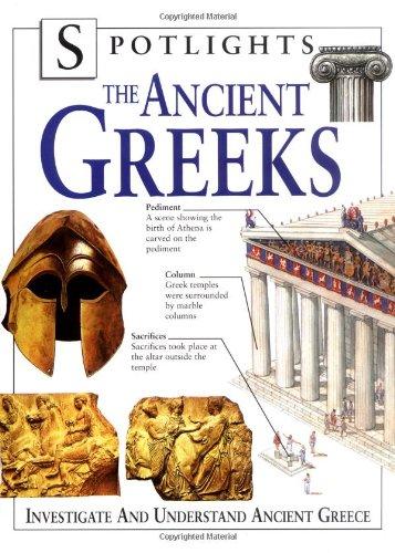 9780195212389: The Ancient Greeks (Spotlights)