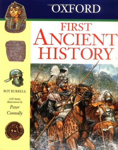 9780195213737: Oxford First Ancient History (Oxford First Books)