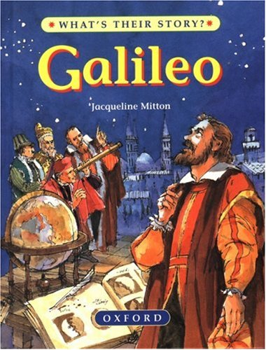 9780195214055: Galileo: Scientist and Stargazer (What's Their Story?)