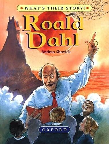9780195214321: Roald Dahl: The Champion Storyteller (What's Their Story)