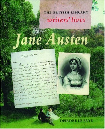 9780195214406: Jane Austen (British Library Writers' Lives Series)