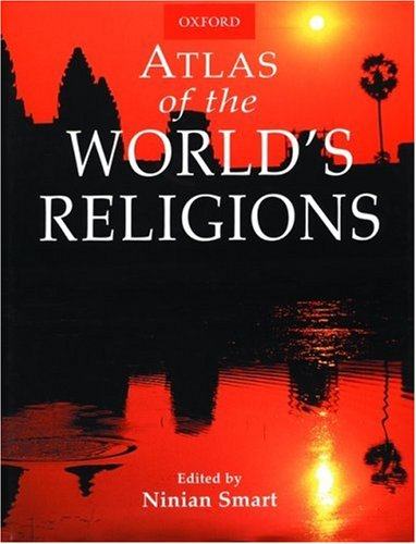 9780195214499: Atlas of the World's Religions