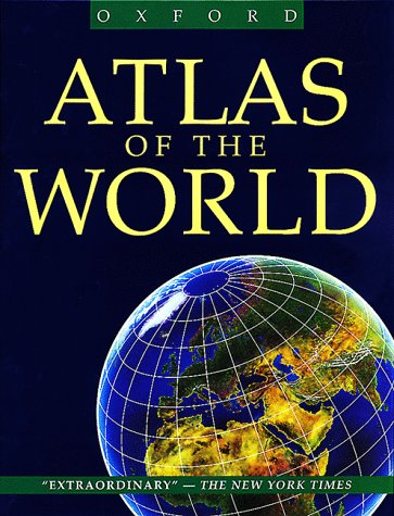 9780195214642: Oxford Atlas of the World