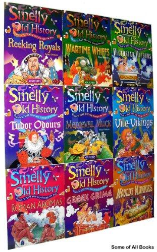9780195214710: Smelly Old History: 9-volume set