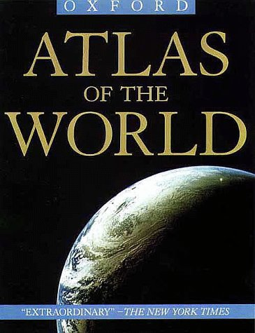 9780195215656: Atlas of the World (Atlas of the World, 7th ed)