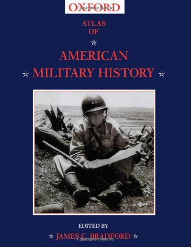 9780195216615: Atlas of American Military History