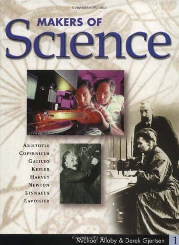 9780195216806: Makers of Science: 5-Volume Set