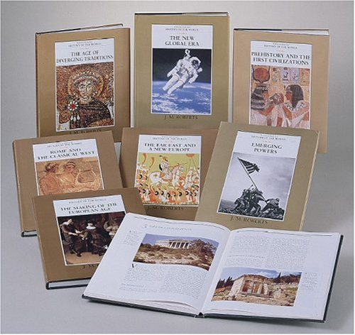 9780195216981: The Illustrated History of the World (10 Volume Set)