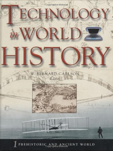 9780195218206: Technology in World History: 7-volume set