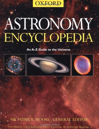 9780195218336: The Astronomy Encyclopedia