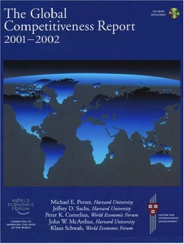 9780195218374: The Global Competitiveness Report 2001-2002 (World Economic Forum)