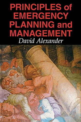 9780195218381: Principles of Emergency Planning and Management