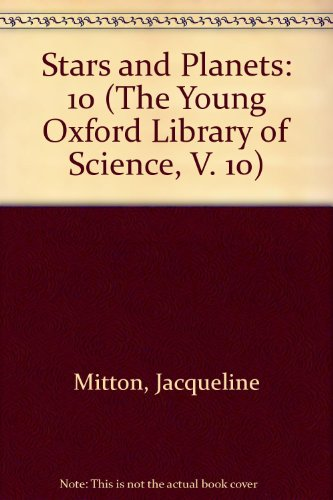 9780195218565: Stars and Planets (Young Oxford Library of Science)
