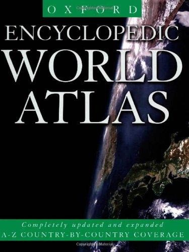 9780195219203: Encyclopedic World Atlas