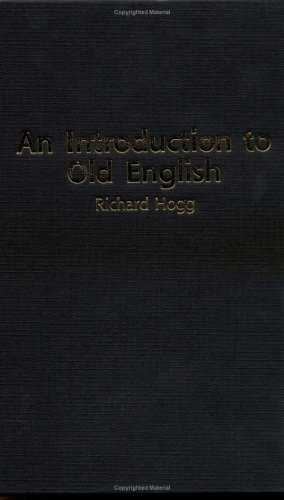 9780195219470: Introduction to Old English