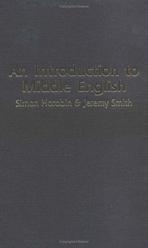 9780195219494: Introduction to Middle English