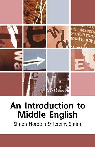 9780195219500: An Introduction to Middle English