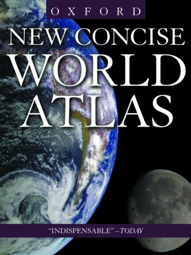 9780195219838: New Concise World Atlas