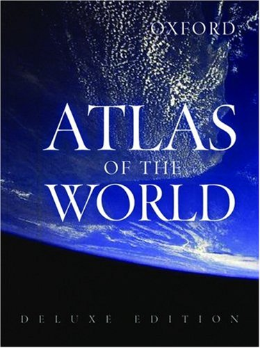 9780195220452: Atlas of the World: Deluxe Edition
