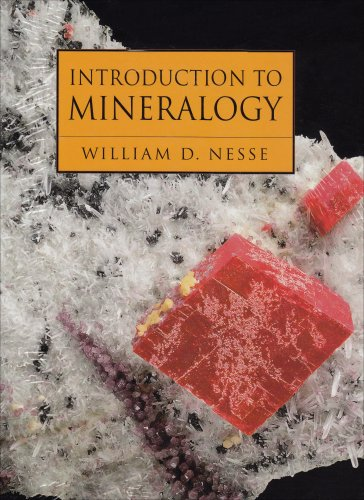 9780195221336: Introduction to Mineralogy and An Atlas of Minerals in Thin Section: Book & CD Pack