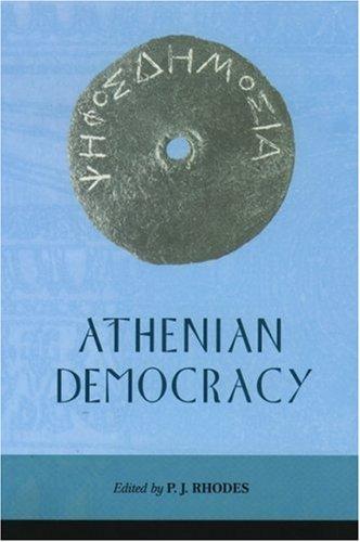9780195221404: Athenian Democracy (Edinburgh Readings on the Ancient World)