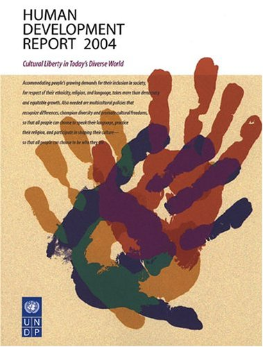 9780195221466: Human Development Report 2004: Cultural Liberty in Today's Diverse World