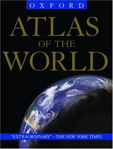 9780195221473: Atlas of the World, 12th Edition