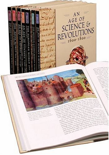 9780195221572: The Medieval and Early Modern World Seven-Volume Set