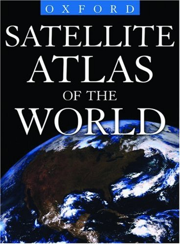 9780195222043: Satellite Atlas of the World