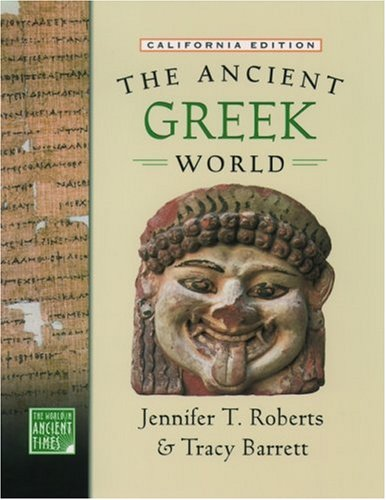9780195222487: The Ancient Greek World California Edition (World in Ancient Times)