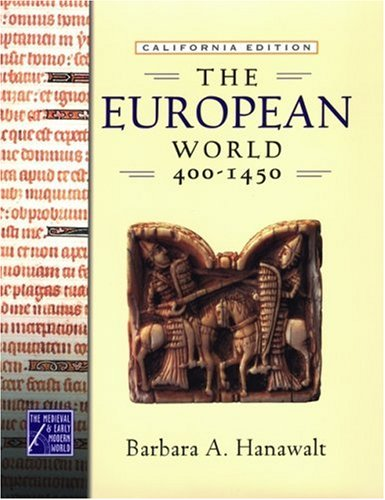9780195222678: The European World, 400-1450 (Medieval & Early Modern World)