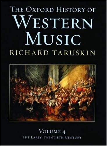 9780195222739: The Oxford History of Western Music