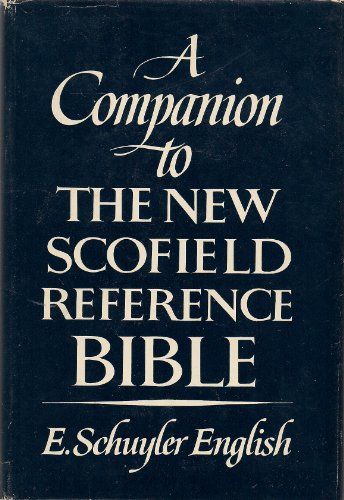 9780195268720: Companion to the New Scofield Reference Bible