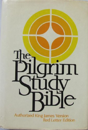9780195270518: Pilgrim Study Bible : Authorized King James Version - Red Letter Edition