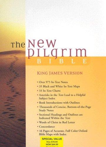 9780195270952: New Pilgrim Study Bible-KJV